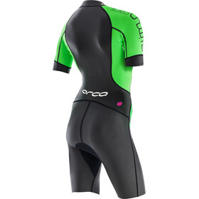 ORCA Core Swimrun Dames, black/green